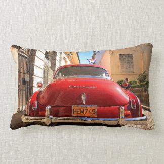 Chevrolet vermelho travesseiros de decoração