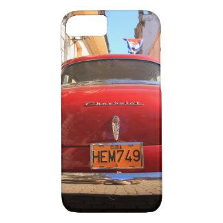 Chevrolet vermelho capa iPhone 7