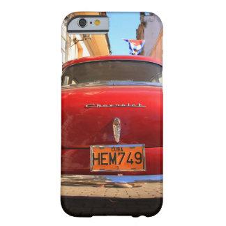 Chevrolet vermelho capa barely there para iPhone 6