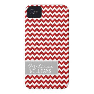 Chevron chique capa para iPhone 4 Case-Mate