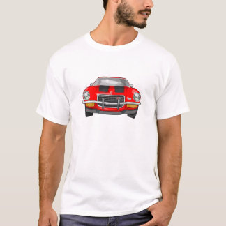 Chevy 1973 Camaro Camiseta