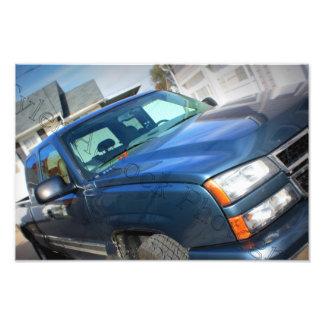 Chevy Silverado Impressão De Fotos