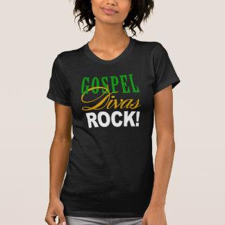 """CHICAGO BLING - do """"rocha das divas evangelho! """" Camiseta"""