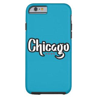 Chicago Capa Tough Para iPhone 6