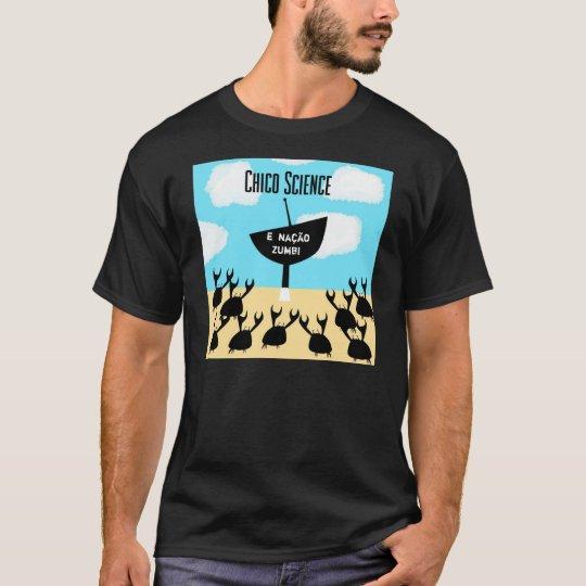 Chico Science e Nação zumbi Camiseta