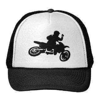 Chicote da bicicleta do motocross boné