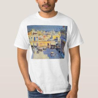 Childe Hassam - Havana Cuba T-shirt