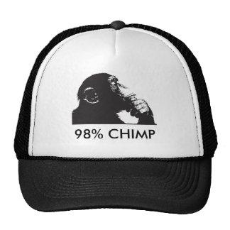 CHIMPANZÉ de 98% Boné
