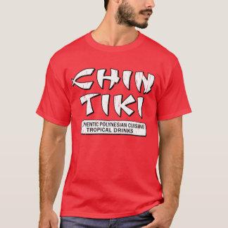 Chin Tiki Detroit Camiseta