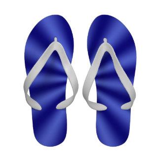 Chinelos azuis de Starburst