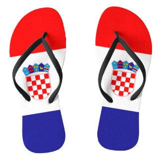 Chinelos Bandeira croata