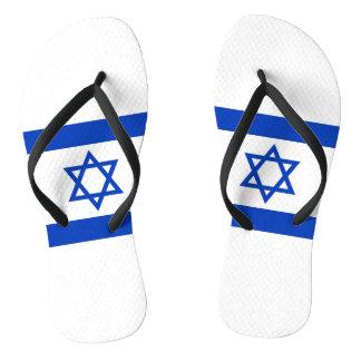 Chinelos Bandeira de Israel