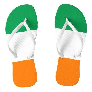 Chinelos Bandeira do trevo de Ireland