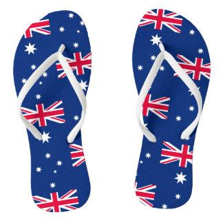 Chinelos Bandeira nacional de Austrália
