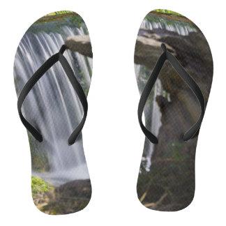Chinelos Cachoeira focalizada