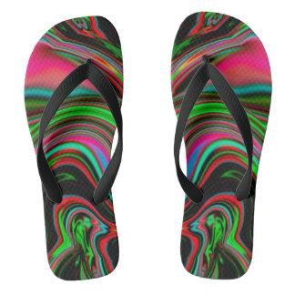 Chinelos Calçados do desenhista