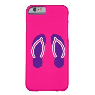 Chinelos Capa Barely There Para iPhone 6
