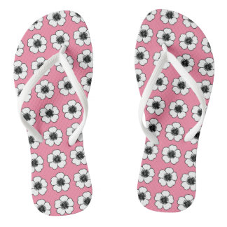 Chinelos Cottage-Flowers-Pink-Multi-Styles_Colors