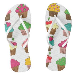 Chinelos Cupcake