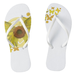 Chinelos da BV Sunflowerfly