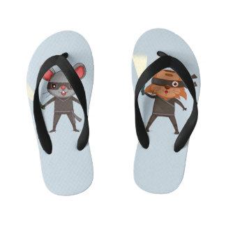 Chinelos de Ninja