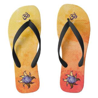 """Chinelos Do """"chinelos da introspecção da ioga terceiro"""