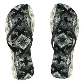 Chinelos dos cristais