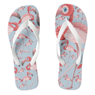 Chinelos Flamingo