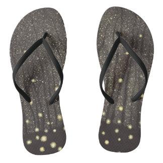 Chinelos Flip-flops de Forrest do vaga-lume