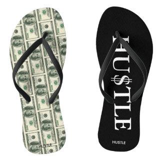 Chinelos Flip-flops de HU$TLE