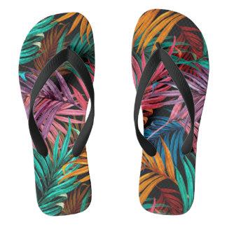 Chinelos folhas de palmeira (fullcolor)