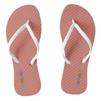 Chinelos HAMbyWG - flip-flops - multi logotipo