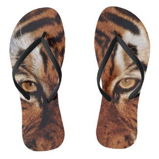 Chinelos Impressão animal do tigre