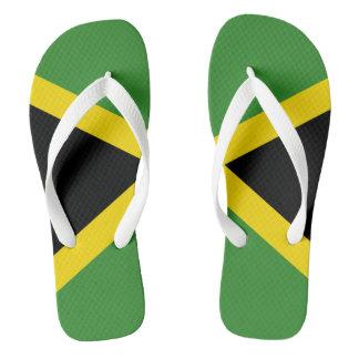 chinelos largos adultos da correia (jamaica)