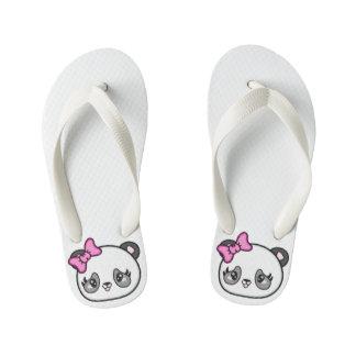 Chinelos mindinhos da panda do Pinkie