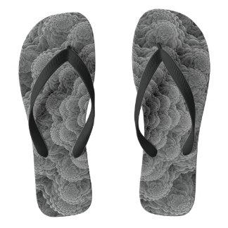 Chinelos Modelo de corda grey