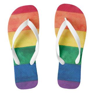 Chinelos Orgulho gay