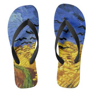 Chinelos Os flip-flops de Vincent