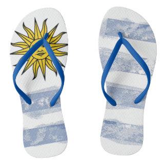 Chinelos Uruguai