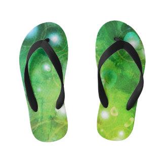 Chinelos verdes da galáxia