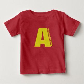 Chipmunks vermelhos 72marketing da camisa do bebê