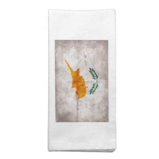 Chipre; Bandeira cipriota Guardanapos De Pano