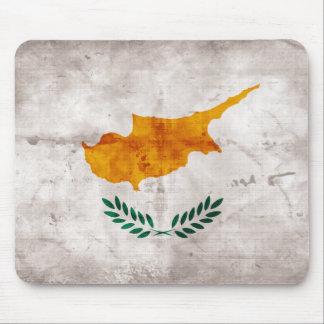 Chipre; Bandeira cipriota Mouse Pads