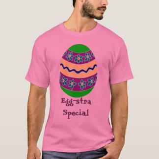 Chique do ovo da páscoa camiseta