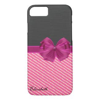 Chique moderno feminino Listra-Personalizado Capa iPhone 7