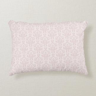 """Chique no travesseiro cor-de-rosa 16"""" do acento do almofada decorativa"""