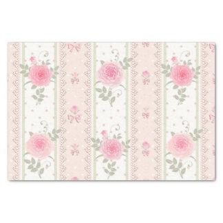 Chique, victorian, floral, papel de parede,