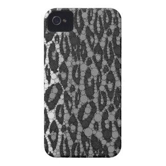 Chita de Black&White Capa Para iPhone 4 Case-Mate