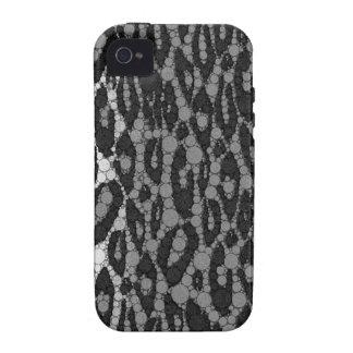 Chita de Black&White Capinhas Para iPhone 4/4S