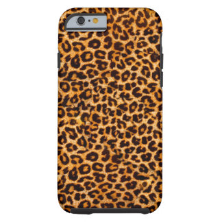 Chita selvagem capa tough para iPhone 6